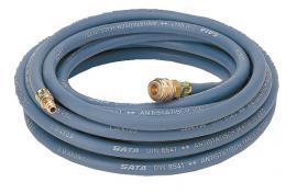 SATA žarna 10 m 9 mm su greitu sujungimu