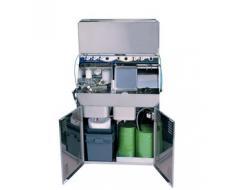 ROSAUTO automātiskā un manuālā mazgāšanas mašīna 185CX