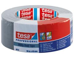 TESA pelēka armēta izolācijas lente 48 mm x 50 m 4613